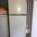値下げ❗️2ドア  冷蔵庫  容量 138L❗️
