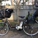 ブリジストンアンジェリーノ電動自転車26インチ  6AH