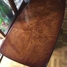 お直し前提で。ピアノ塗装センターテーブル引き取り限定価格