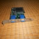 ビデオボード グラボ グラフィックカード Matrox G450 32 Mb AGP 4x   デュアル出力 - パソコン