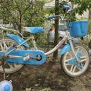 18インチ 子供用自転車 ブリヂストンBAAマーク 補助輪付き♪