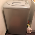 3/28-3/30限定お渡し 三洋洗濯機の画像