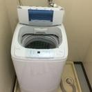 洗濯機(ホワイト)長期保証付