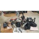 Nexus ネクサスD70・ネクサスF801カメラハウジング一式...