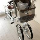 バンビーナ 子供乗せ自転車Bambina