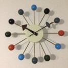 掛け時計ボールクロック ジョージ・ネルソン