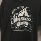 水樹奈々 LIVE ADVENTURE2015 大阪2日目 Tシャツ