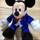 ミッキーマウス ぬいぐるみ