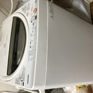 東芝製の6kg 洗濯機