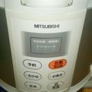 炊飯器 三菱2002年製NJ-SD10