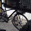 自転車 黒