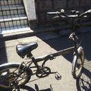 5年間放置キャデラック自転車