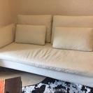 13万で購入したソファーの片割れ売ります。