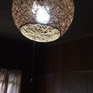 和風ライト 電球付き