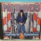 CD パット・トラヴァース 「Halfway・to・Somewh...