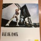 One Ok Rock ポスター 非売品 ワンオク