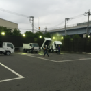 神奈川県 寒川町 新車トラック清掃 男女共に可能ですm(_ _)