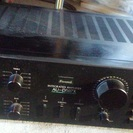 ★旧品SANSUI プリメインアンプAU-D507Xをお譲り致しま...