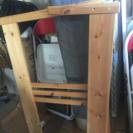 IKEAシングルベッド、天然木フレーム3月11日限定