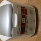 美品 シャープ 炊飯器  3合炊き KSーHB805