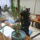 【9/3華道体験】幼稚園からOK!こどもor親子で生け花♪