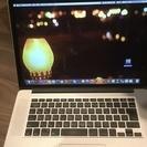 macbook pro 15.6inch○Retina Mid 2...