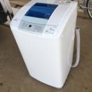 ハイアール5kg全自動洗濯機2015年