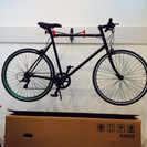 tokyo bikeの9段変速クロスバイク 自転車