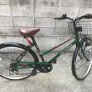 自転車 ウェルビー プールシティ6S