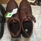 新品未使用の革靴!