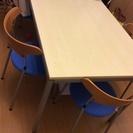 オカムラのダイニングテーブル