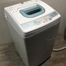 ☆022096 全自動洗濯機 日立5.0kg