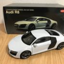 京商 1/18 Audi R8 (Suzuka Gray)
