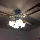 扇風機付き電器