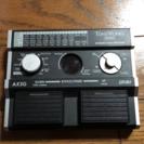 KORG TONEWORKSのアンプシュミレーター「AX3G」