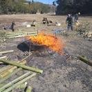 【千葉県産】竹炭・・・土壌改良に!の画像