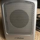 Victorのテレビ用スピーカー