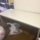 デスク テーブル パソコンデスク 白 無料