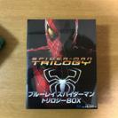 【新品未開封】スパイダーマン ブルーレイ トリロジーボックス