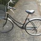 格安自転車 ブラック