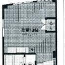 仲介手数料不要 『三井ビル』st3073 賃料 7.4万円管理費...