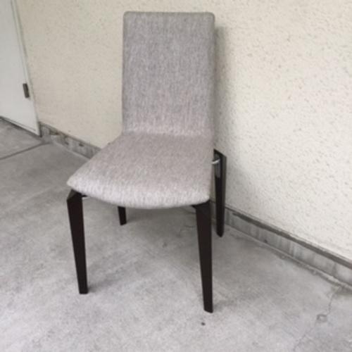 64755762911d3 ADコアダイニングチェアグレー布 (ジャスミン) 西宮北口の椅子 ...