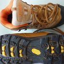 軽登山靴 24.5cm 女性向