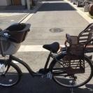 3/25限定 子供乗せ自転車あげます
