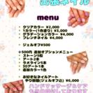 豊根村へ出張ネイル¥2,000〜¥6,000