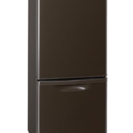 Panasonic 冷蔵庫 ブラウン 美品 一人暮らし 同棲