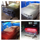 車の修理、塗装、オールペン、部品交...