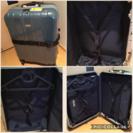 旅行用スーツケース3泊から6泊 - 売ります・あげます