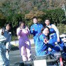 3月25日開催。レーシングカートサークル