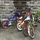 自転車3台セット